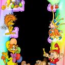 Рамки детские (46) - 1200x1800 png