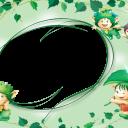Рамки детские (14) - 1800x1200 png