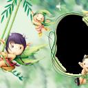 Рамки детские (21) - 1800x1200 png