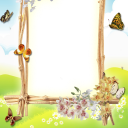 Рамки детские (33) - 1200x1800 png