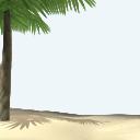 Море, пляж (7) - 720x576, png
