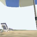 Море, пляж (1) - 720x576, png