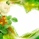 Праздники сердечки - 2400x1800 png