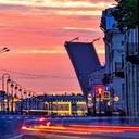 Закат по Питерски