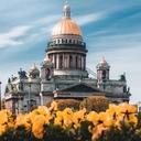 Казанский в цвету...