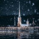 Первый снег5