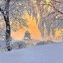 Зимнее убранство...