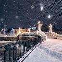 Первый снег3
