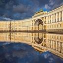 Петербург в отражениях6