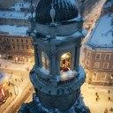 Принц в сказочной башне на пяти углах...
