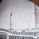 Снежная мгла...