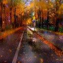 Осенние краски Питера...