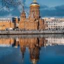 Петербург в отражениях5