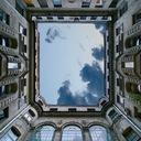 Питерские дворы-колодцы