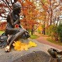 Осень, Питер